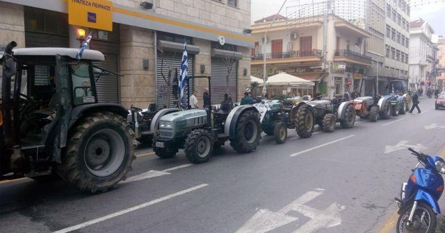 «Πρεμιέρα» αγροτικών κινητοποιήσεων το Νοέμβριο