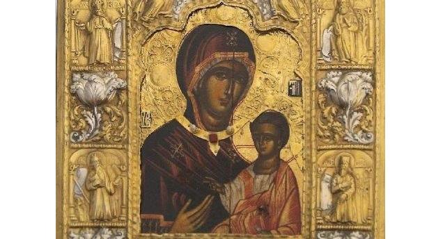 Στον Βόλο η Εικόνα της Παναγίας Σουμελά