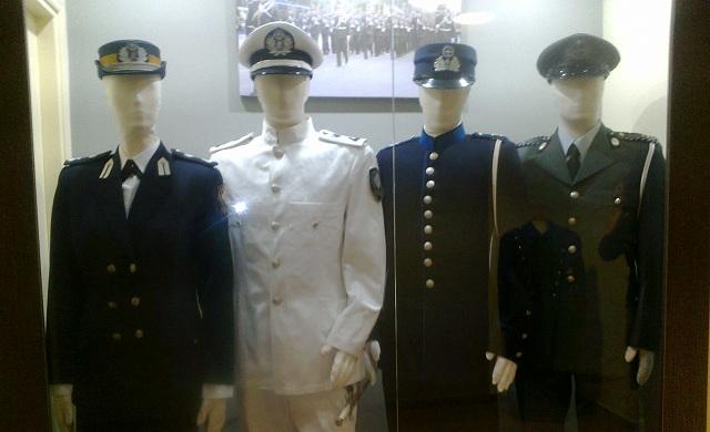 Ξενάγηση στο Μουσείο της Αστυνομίας