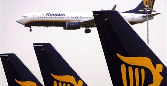 Παρά λίγο σύγκρουση αεροσκαφών της Ryanair: Βρέθηκαν σε απόσταση 122 μέτρων