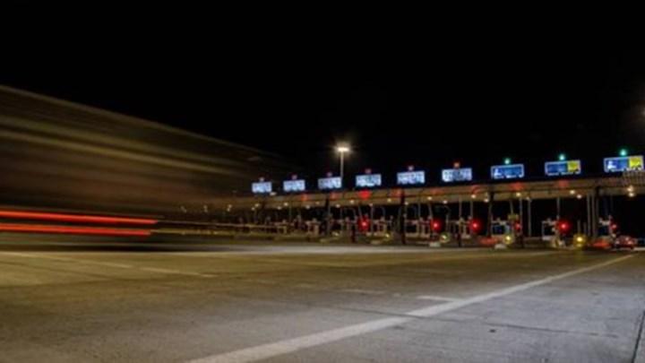 Ληστεία στα διόδια της Τραγάνας και ομηρία μιας υπαλλήλου