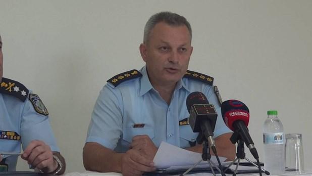 Νέος Περιφερειακός Αστυνομικός Διευθυντής Θεσσαλίας ο Βασίλης Καραπιπέρης