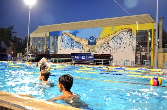 Πρόγραμμα εκμάθησης κολύμβησης σε μαθητές των Δημοτικών Σχολείων του Βόλου