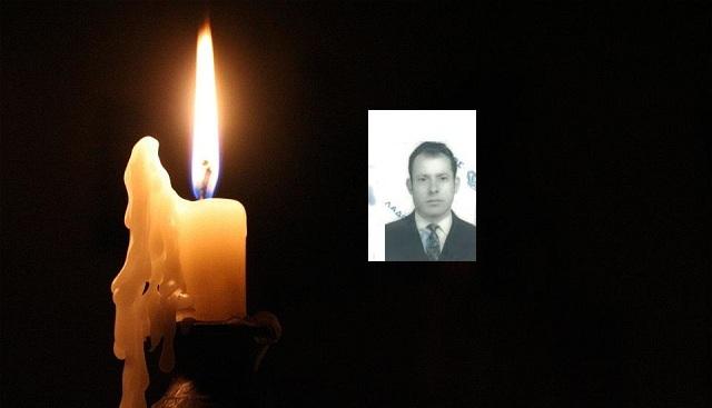 Κηδεία ΑΛΕΞΑΝΔΡΟΥ ΓΑΝΩΤΗ