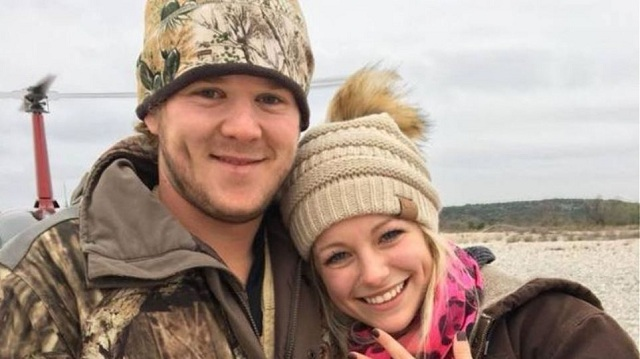 Σκοτώθηκαν σε συντριβή ελικοπτέρου μετά το γάμο τους