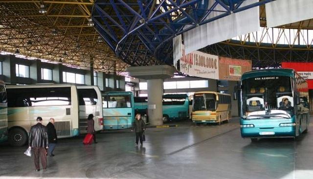 Αλλοδαποί έκλεβαν βαλίτσες και πορτοφόλια στον Υπεραστικό Σταθμό των ΚΤΕΛ Θεσσαλονίκης