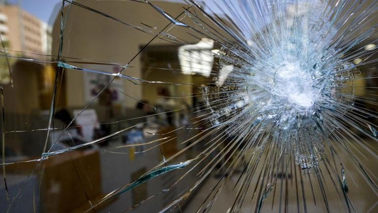 Επίθεση σε τράπεζα στην περιοχή του Ζωγράφου