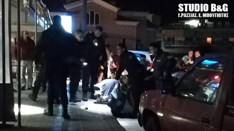 Άνδρας εισέβαλε με αιχμηρο αντικείμενο σε πρακτορείο ΟΠΑΠ στη Νέα Κίο