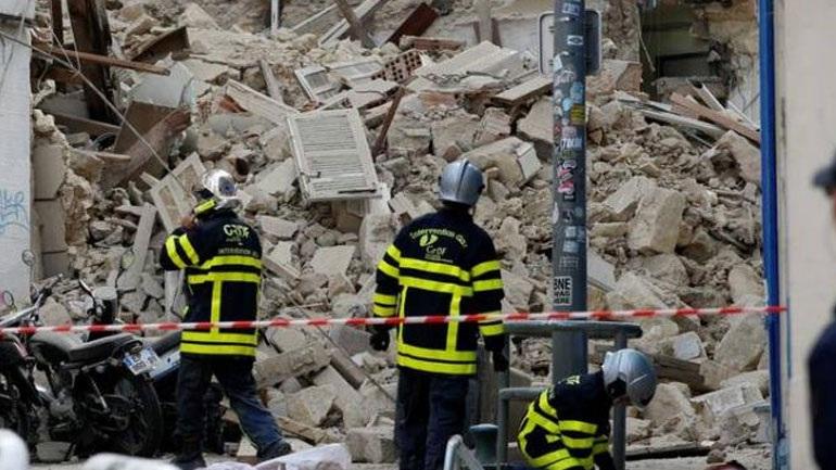 Γαλλία: Και έκτο θύμα ανασύρθηκε από τα ερείπια των κτηρίων που κατέρρευσαν στη Μασσαλία
