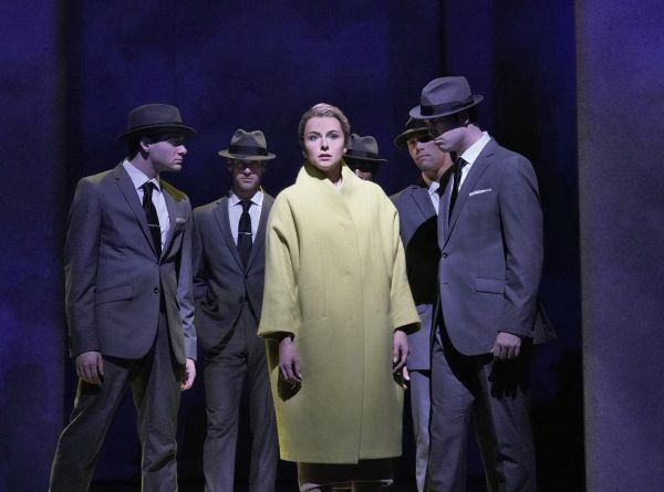 Σύγχρονη όπερα στο «Αχίλλειον»