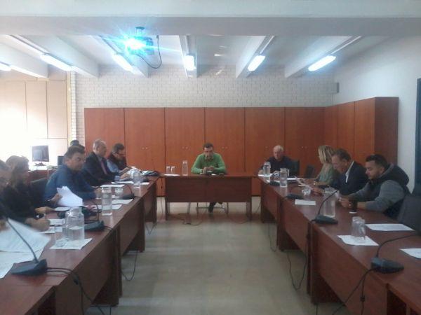 Ικανοποίηση για την αποδέσμευση λογαριασμών στη συνεδρίαση της ΔΕΥΑΜΒ