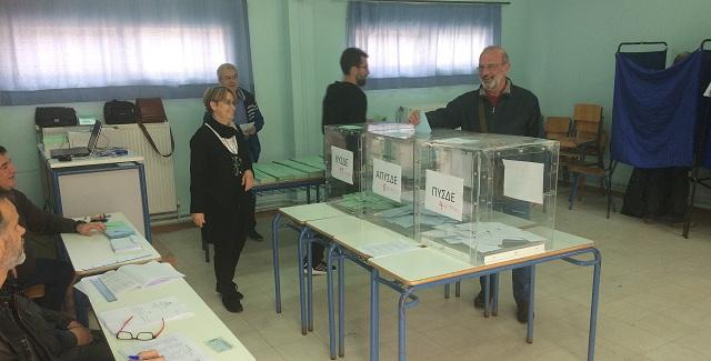 Νικήτρια η ΔΑΚΕ στις εκλογές των εκπαιδευτικών
