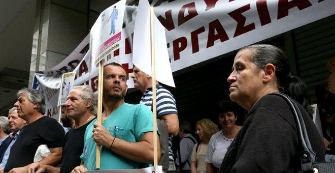 24ωρη απεργία την Τετάρτη 14 Νοεμβρίου σε όλο το Δημόσιο