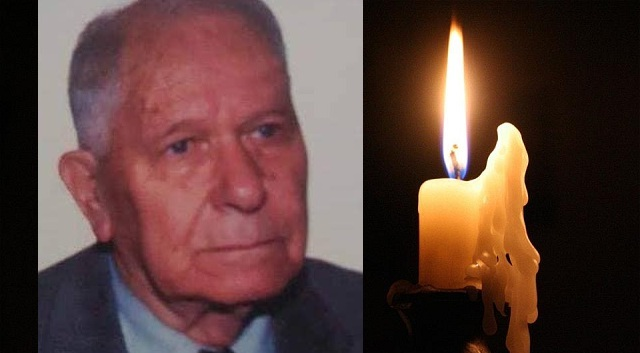 Απεβίωσε σε ηλικία 104 ετών ο δημοσιογράφος, Λάζαρος Αρσενίου