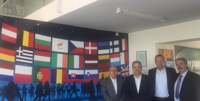 Στην Κύπρο η Ενωση Λειτουργών Γραφείων Κηδειών Ελλάδος