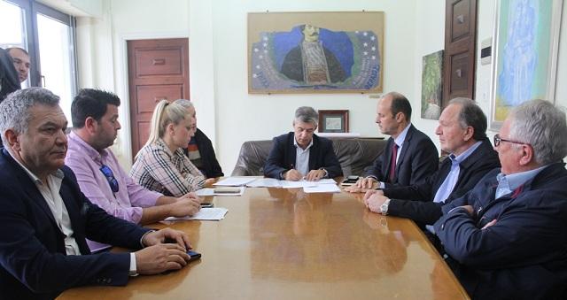 Πέντε νέα έργα ύψους 4,5 εκατ. ευρώ στη Μαγνησία
