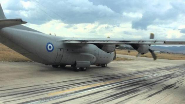ΓΕΑ: Η κοινωνική προσφορά της Πολεμικής Αεροπορίας για τον μήνα Οκτώβριο