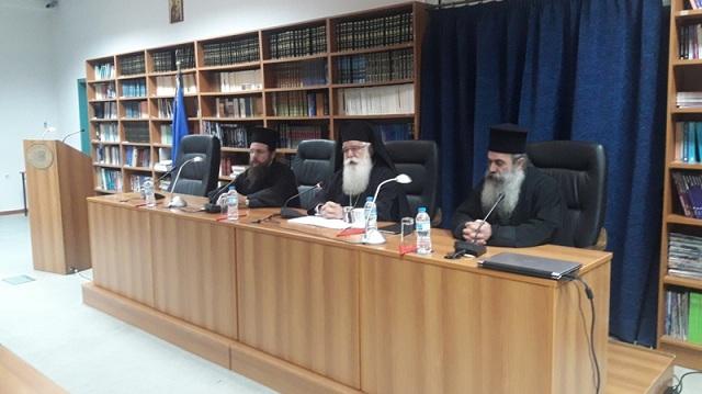 Συστάθηκε 5μελής Επιτροπή της Μητρόπολης για το θέμα της συμφωνίας Τσίπρα -Ιερώνυμου