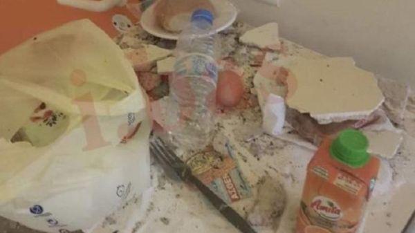 Επεσε το ταβάνι στο Νοσοκομείο Νίκαιας - Τραυματίστηκε γυναίκα (φωτό)