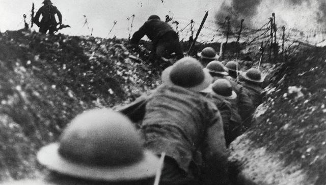 Εκατό χρόνια από το τέλος του Α΄Παγκοσμίου Πολέμου: Οι 52 μήνες της σύρραξης