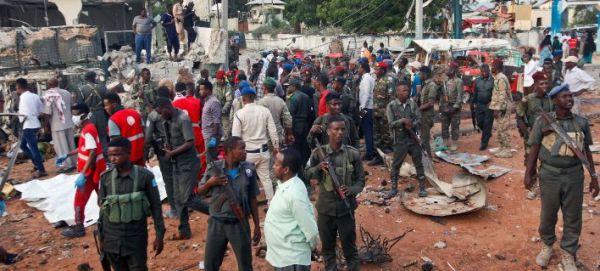 Σομαλία: 39 οι νεκροί από την επίθεση βομβιστών αυτοκτονίας στο Μογκαντίσου
