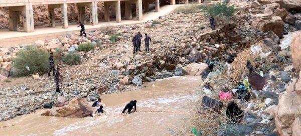 Φονικές πλημμύρες σαρώνουν την Ιορδανία
