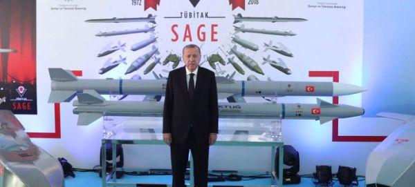Die Welt: Ο Ερντογάν θέλει να μετατρέψει την Τουρκία σε γίγαντα των εξοπλισμών