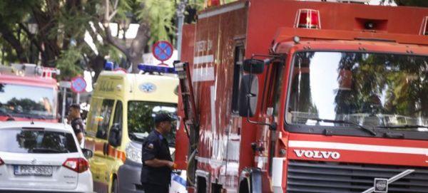 Νεκρός 64χρονος από πυρκαγιά σε μονοκατοικία στη Μονεμβασιά