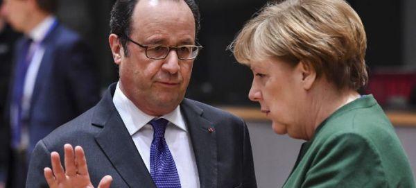 Φρανσουά Ολάντ: Ο κίνδυνος του Grexit δεν ήταν μπλόφα