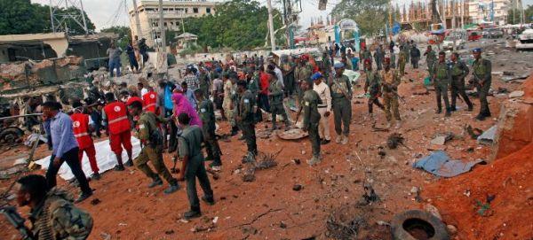 Σομαλία: Στους 53 οι νεκροί από την επίθεση καμικάζι σε ξενοδοχείο