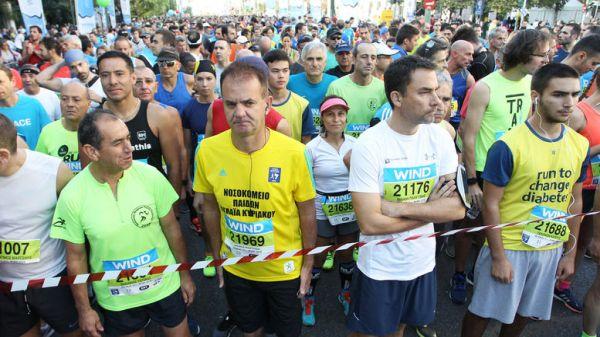Μαραθώνιος Αθήνας: Η γιορτή της πόλης με 55.000 δρομείς - Ολα τα αποτελέσματα