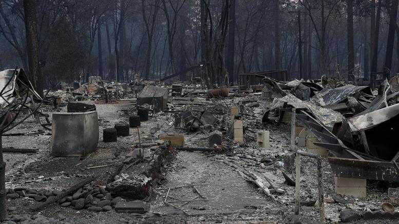 Στους 31 οι νεκροί από τις φωτιές στην Καλιφόρνια