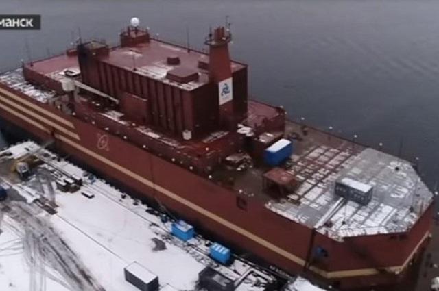 Σε λειτουργία το «πλωτό Τσέρνομπιλ»: Ο πρώτος πλωτός πυρηνικός αντιδραστήρας της Ρωσίας
