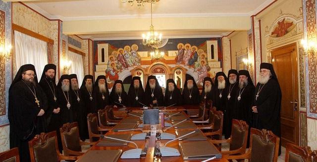 Κλιμακώνονται οι «ιερές» αντιδράσεις για τη Συμφωνία Εκκλησίας –Κράτους