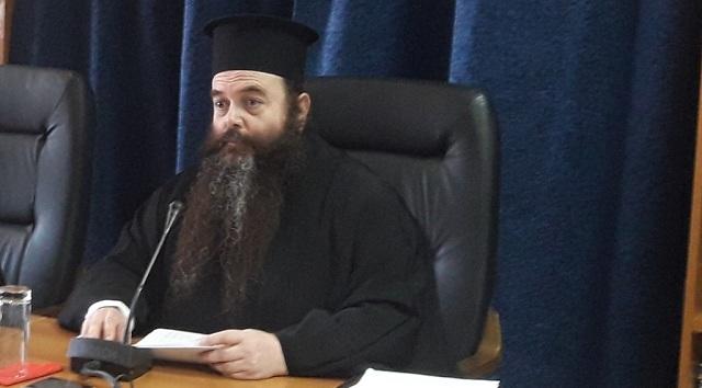 Οργή σε επιστολή Βολιώτη κληρικού για την «ιερή συμφωνία»