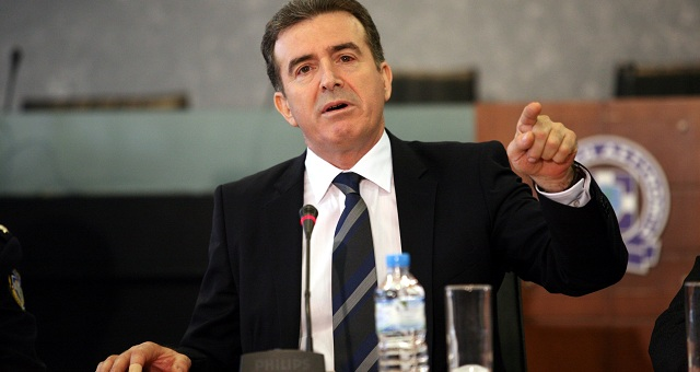 Χρυσοχοΐδης για το άνοιγμα των λογαριασμών του: Οι δικαστές να ασχοληθούν με σημερινές απάτες