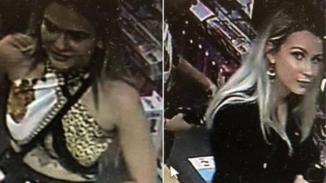 Δύο Βρετανίδες καταζητούνται από την αστυνομία γιατί ξάφρισαν... sex shop