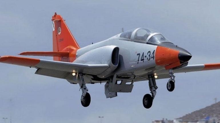 Πτώση τουρκικού εκπαιδευτικού αεροσκάφους κοντά στη Σμύρνη