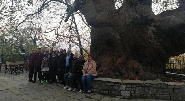 Πολυπληθές fam trip σημαντικών Tour Operators στη Θεσσαλία