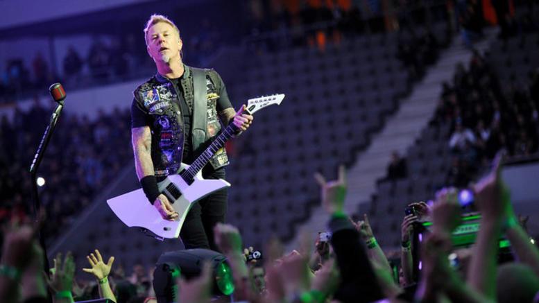 Δωρεά των Metallica για την ανακούφιση των πληγέντων στην Καλιφόρνια