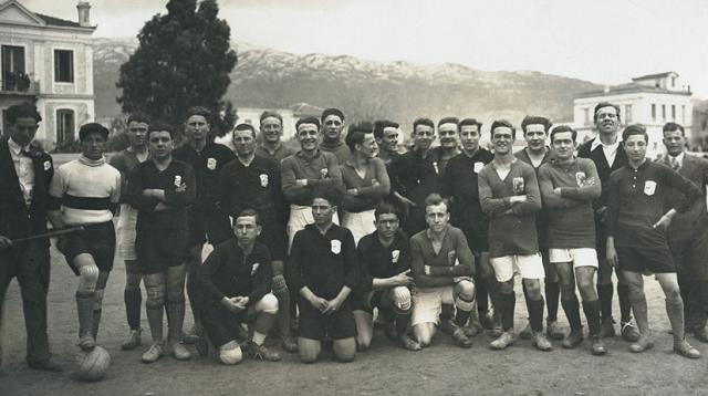 Γρ. Καρταπάνης: Ποδοσφαιρικά του Βόλου 1921 - 1925 Μέρος Α΄