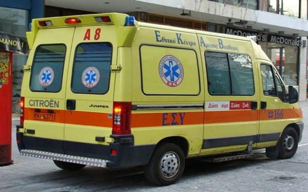 83χρονος πέθανε έξω από κατάστημα στην Καλαμπάκα