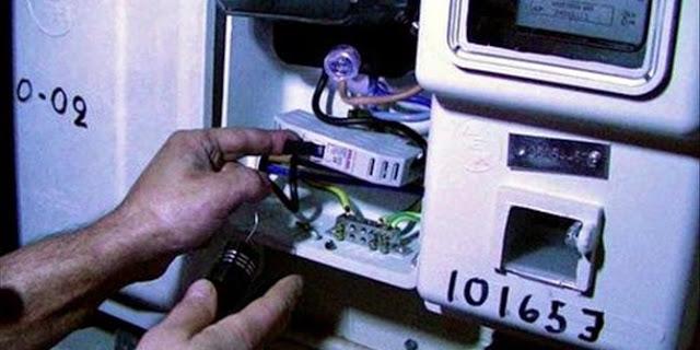 Εκλεβε ηλεκτρικό ρεύμα επί 10 μήνες