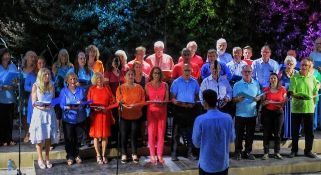 Διεθνής μουσική παρουσία της «Χορτωδία»
