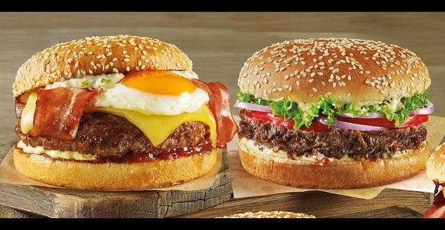 Pizza Fan: Νέα Hangover Burger και Burger Καβουρμά