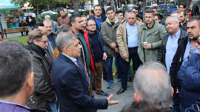 Κ. Αγοραστός: Να δοθεί άμεσα λύση στο αδιέξοδο των εξετάσεων υποψηφίων οδηγών