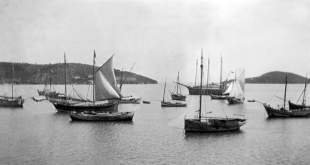 Πρωτοπόροι οι Σκιαθίτες ναυτικοί