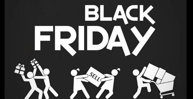 Είχες και στο χωριό σου Black Friday;