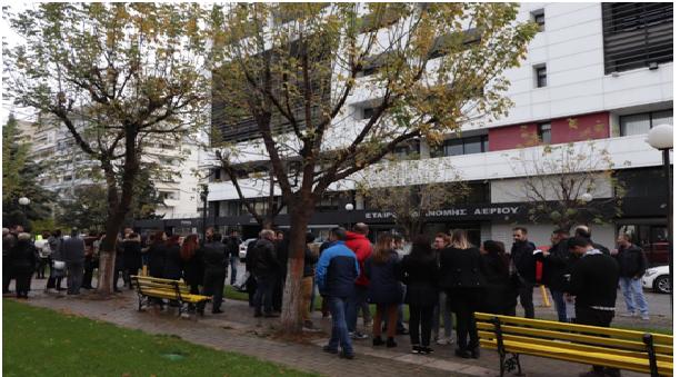 Σεισμική δόνηση 6,2 R στη Θεσσαλονίκη: Άσκηση ετοιμότητας της ΕΔΑΘΕΣΣ