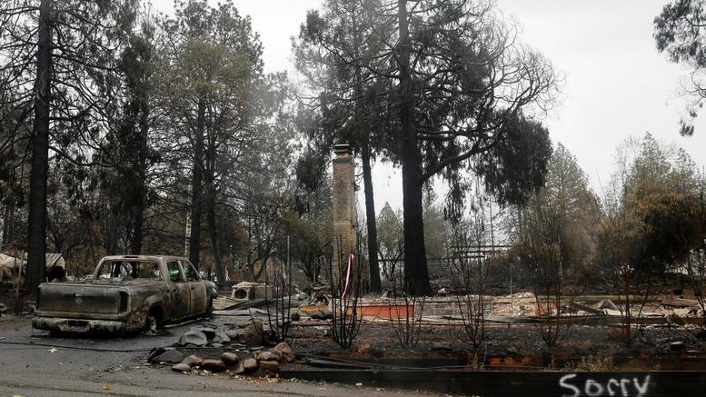 Φωτιές στην Καλιφόρνια: 86 νεκροί πάνω από 500 αγνοούμενοι